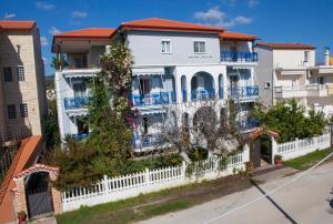 Hostels e Albergues - Villa Ionio
