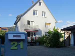 Ferienwohnung Burgblick - Hausach