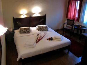 Hotel Mirovoli, Отели  Милиес - big - 19