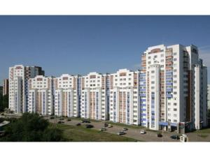 Apartments on ul. Borodina 4 - Bogoslovka
