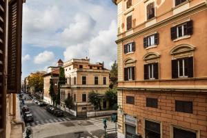 LaHouse Rome, Penziony  Řím - big - 31