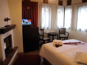 Hotel Mirovoli, Отели  Милиес - big - 27