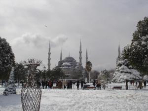Arat Apartments, Апарт-отели  Стамбул - big - 99