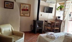 Castor y Polux, Apartmány  El Gastor - big - 11