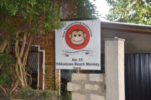 Auberges de jeunesse - Hikkaduwa Beach Monkey