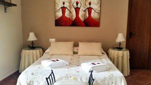 Castor y Polux, Apartmány  El Gastor - big - 4