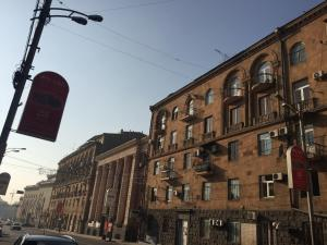 Center Apartment Nalbandyan, Appartamenti  Erevan - big - 2