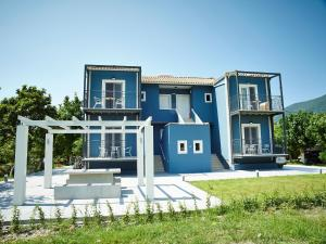 Cosmos Apartments - Athanion