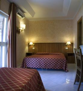 Accommodation in Castel Giubileo