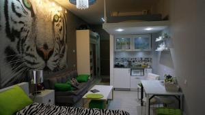 White Tiger in New Gudauri II, Apartmanok  Gudauri - big - 1