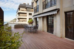 Miraconcha Terrace Apartment by FeelFree Rentals, Appartamenti  San Sebastián - big - 5