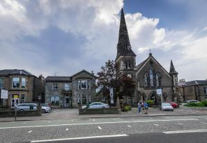 Edinburgh Lodge West End, Гостевые дома  Эдинбург - big - 45