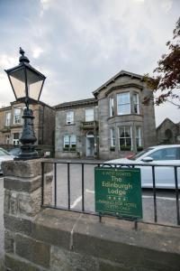 Edinburgh Lodge West End, Гостевые дома  Эдинбург - big - 43