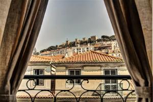 We Love F Tourists, Хостелы  Лиссабон - big - 3