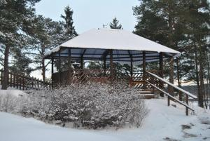 Kirjais Kursgård, Holiday homes  Nauvo - big - 58