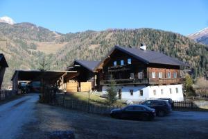 Apartmán Unterplankerhof Matrei in Osttirol Rakousko