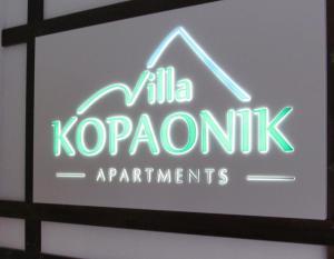 Apartments Vanja i Vrh, Апартаменты  Копаоник - big - 75