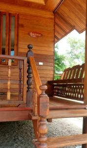 Rai Lung Tui Homestay, Magánszobák  Pracsuap Khirikhan - big - 64