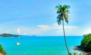 Beach Front View Tai Pan Villa..