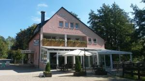 Penzion Pension Konditorei Cafe Dora Münchberg Německo