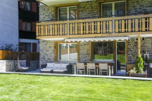 Matterhorngruss Apartments, Ferienwohnungen  Zermatt - big - 45