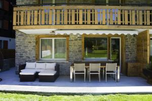 Matterhorngruss Apartments, Ferienwohnungen  Zermatt - big - 44