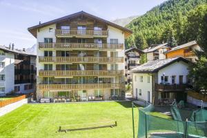 Matterhorngruss Apartments, Ferienwohnungen  Zermatt - big - 46