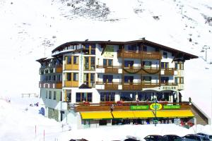 Alpenhotel Seiler - Hotel - Kühtai-Sellraintal