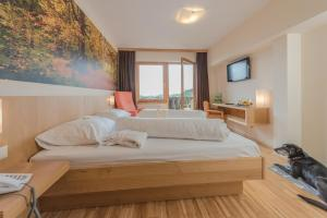 Almfrieden Hotel & Romantikchalet, Отели  Рамзау-ам Дахштайн - big - 42