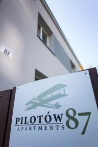 Pilotow 87 Apartments, Appartamenti  Cracovia - big - 92