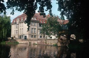 Jagdschloss-Bellin - Bülowerburg