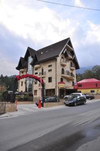 Hotel Arca lui Noe, Hotel  Sinaia - big - 47