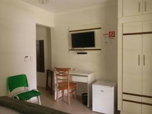 Hotel Marina Do Lago, Отели  Santa Cruz da Conceição - big - 12