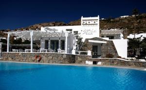 Olia Hotel, Hotel  Tourlos - big - 46