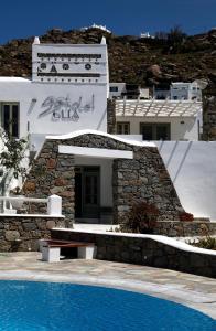 Olia Hotel, Hotel  Tourlos - big - 55