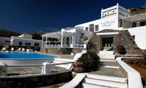 Olia Hotel, Hotel  Tourlos - big - 1