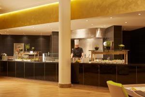 H4 Hotel Hannover Messe, Hotels  Hannover - big - 22