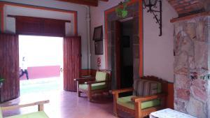Hotel Los Mezquites, Hotel  Tequisquiapan - big - 20