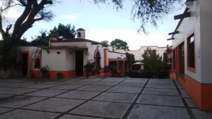 Hotel Los Mezquites, Hotel  Tequisquiapan - big - 28