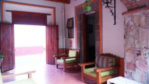 Hotel Los Mezquites, Hotel  Tequisquiapan - big - 33