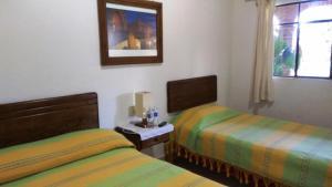Hotel Los Mezquites, Hotel  Tequisquiapan - big - 35