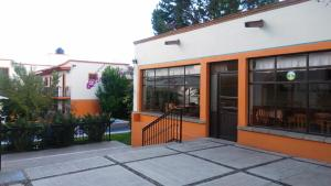 Hotel Los Mezquites, Hotel  Tequisquiapan - big - 37