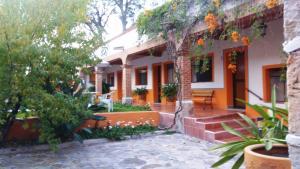 Hotel Los Mezquites, Hotel  Tequisquiapan - big - 39