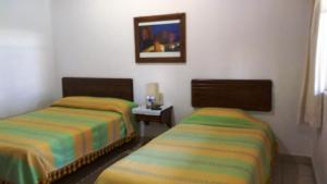 Hotel Los Mezquites, Hotel  Tequisquiapan - big - 40