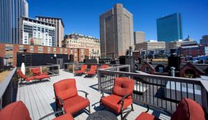 Bluebird Suites at Garrison Square, Apartments  Boston - big - 29