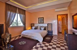 Palais Amador, Гостевые дома  Oulad Mazoug - big - 51