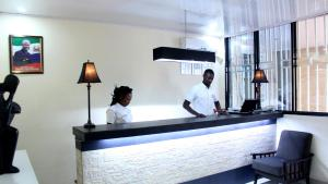 Metro Hotel, Hotely  Freetown - big - 6