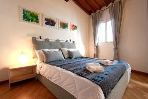 Santo Spirito Apartment, Apartmány  Florencia - big - 3