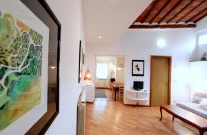 Santo Spirito Apartment, Apartmány  Florencia - big - 8