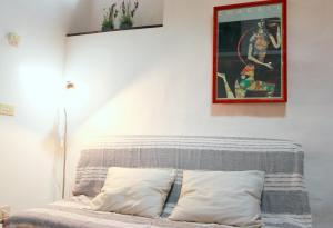 Santo Spirito Apartment, Apartmány  Florencia - big - 10